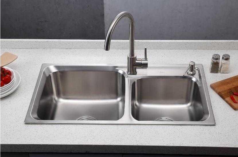 厨房水槽是大单槽好还是双槽好啊?你家是怎么样的呀?