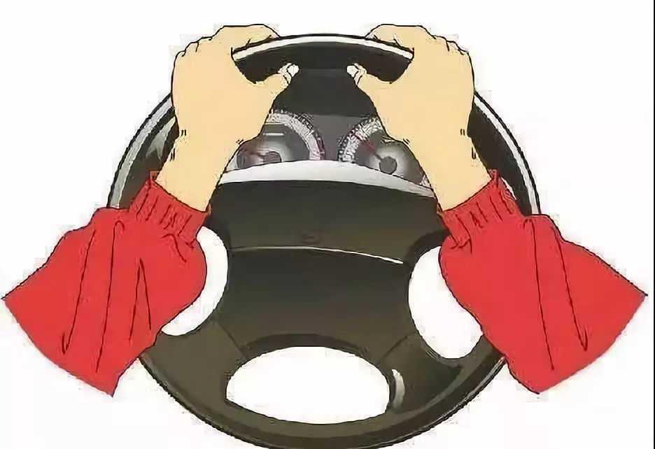 觉得学车好难,感觉自己笨的像猪,方向盘使终控制不了