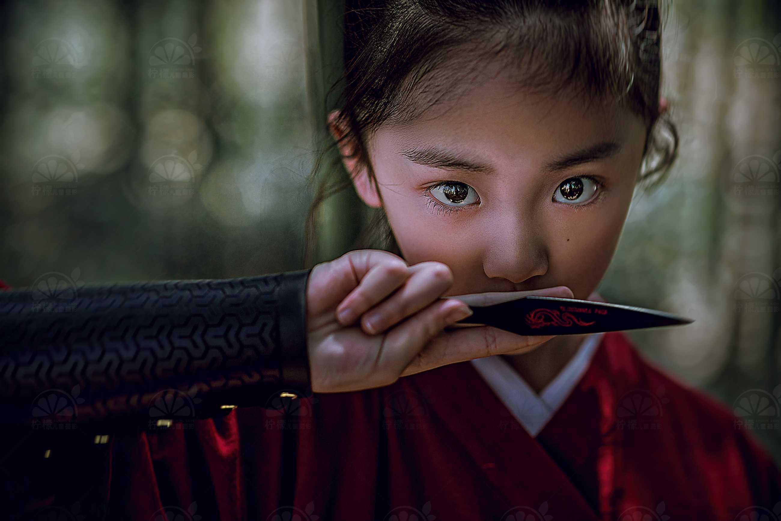 【回帖就可領紅包】檸檬兒童攝影帶你一秒進入江湖!英姿颯爽的《花木蘭》快來體驗!